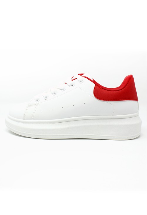 Pamela Scott Red Detail Trainer