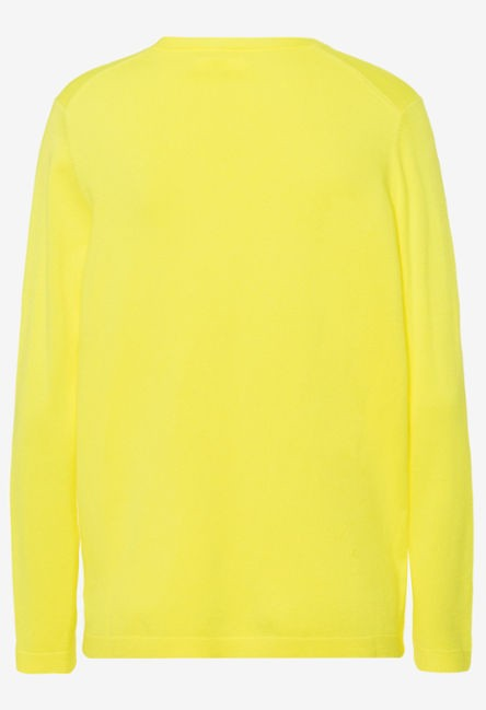 Brax Lana Lemon Sweater
