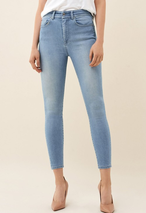 Salsa Jeans ELEGANT CAPRI LIGHT JEANS