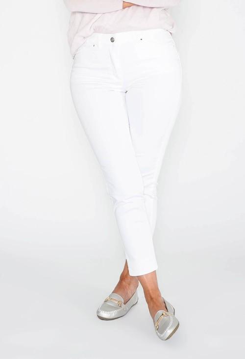 Sophie B White Jean