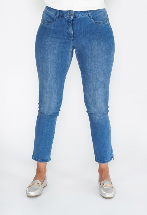 Sophie B Sea Blue Jeans