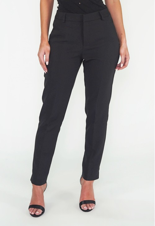 Pamela Scott Black Trousers