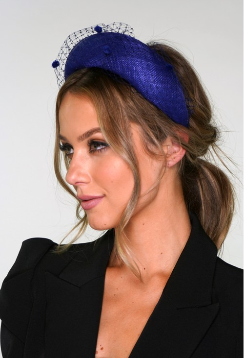 Failsworth Royal Blue Occasion Headband