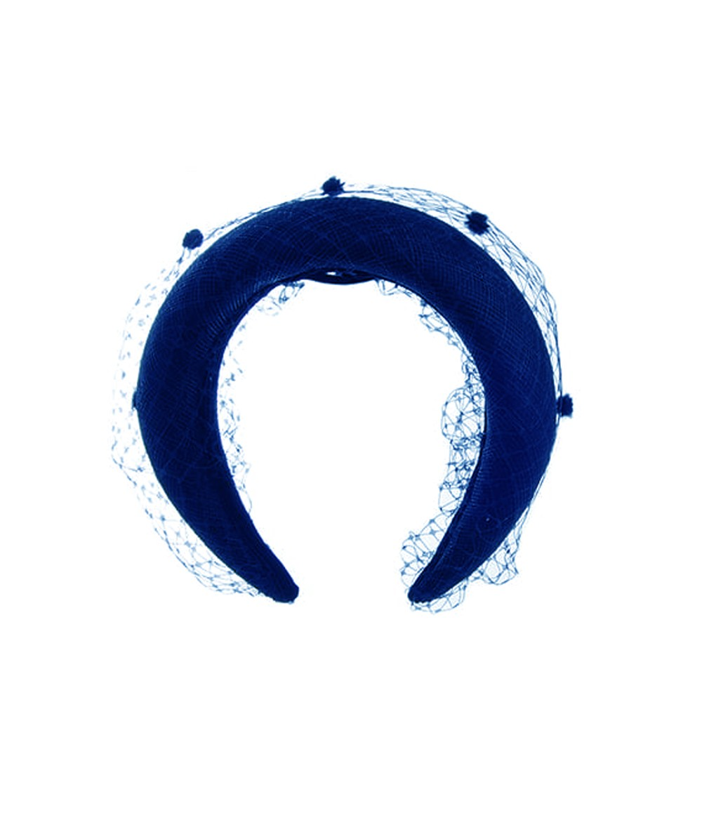 Failsworth Royal Blue Occasion Headband