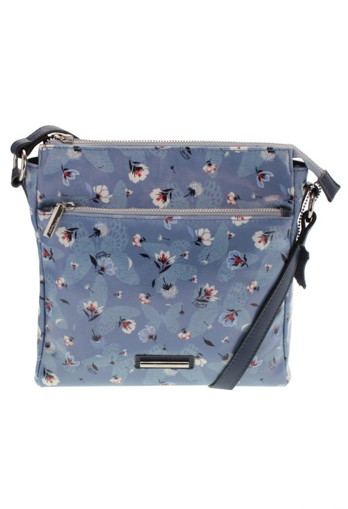 Gionni Liberty Blue Crossbody Bag