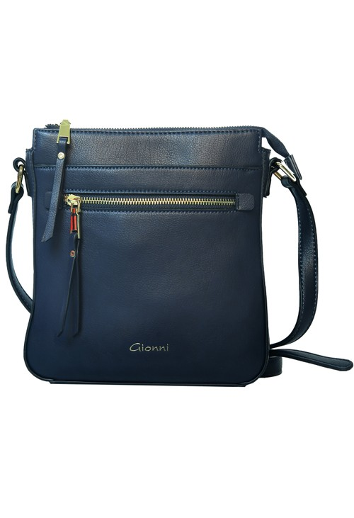 Gionni Lille Crossbody Navy
