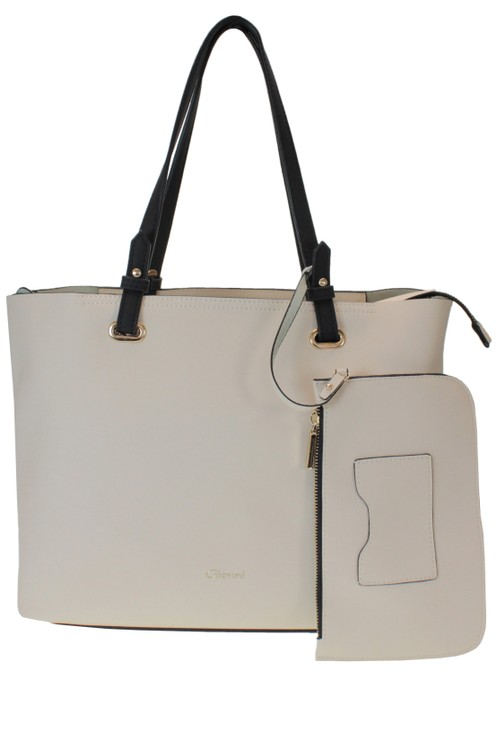Gionni Bella Work Tote Natural