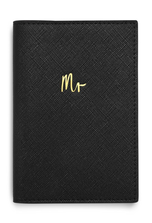 Katie Loxton BRIDAL PASSPORT COVER GIFT SET | MR AND MRS