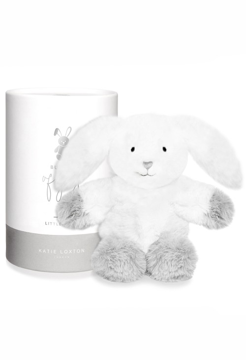 Katie Loxton BUNNY BABY TOY | BUNDLE OF JOY | GREY