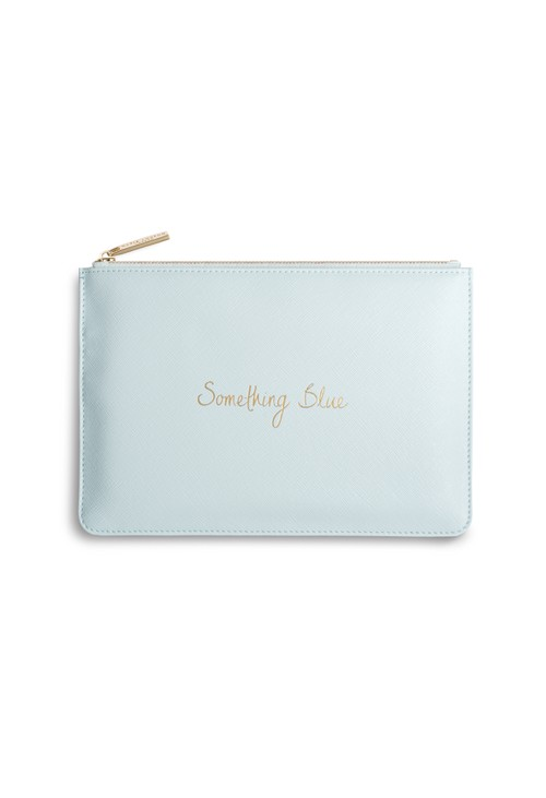 Katie Loxton PERFECT POUCH | SOMETHING BLUE | PALE BLUE