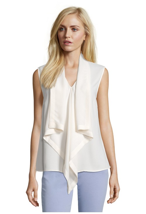 Betty Barclay Frill Blouse