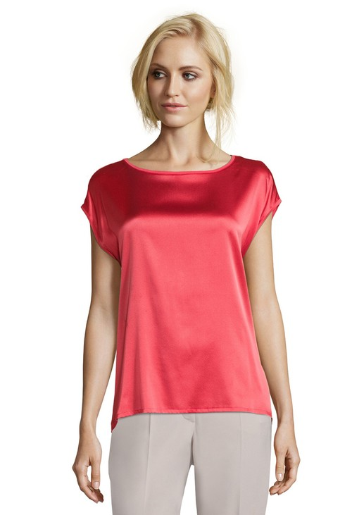 Betty Barclay Coral Silk blend Top