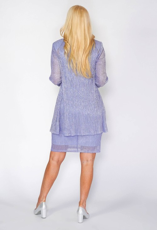R and M Richard Periwinkle Two Piece