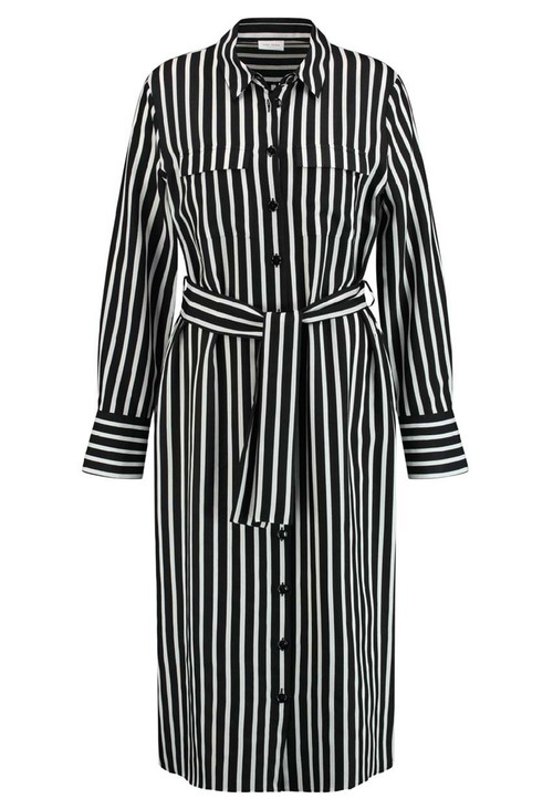 Gerry Weber Stripe Shirt Dress