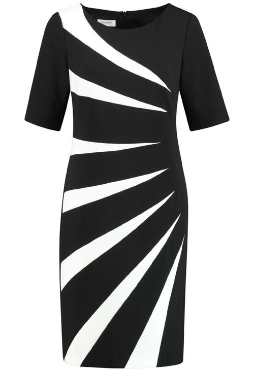 Gerry Weber Black and White Dress