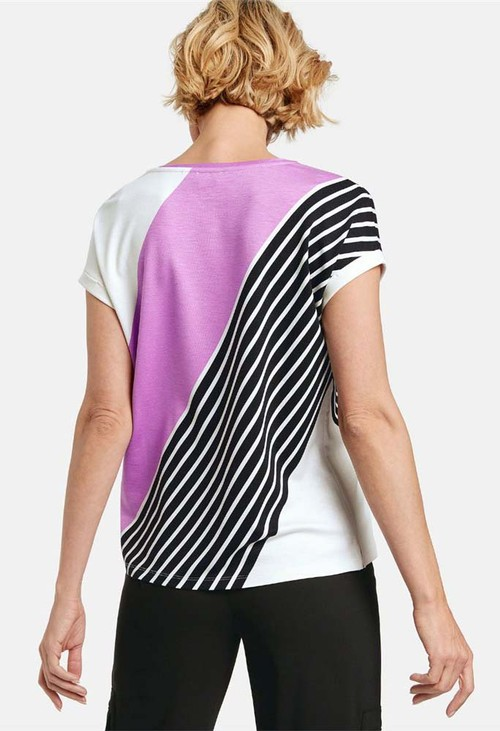 Gerry Weber DIAGONAL PANEL TOP