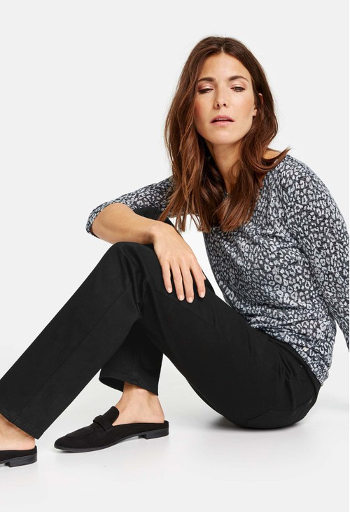 Gerry Weber Five-pocket jeans, Straight Fit Romy