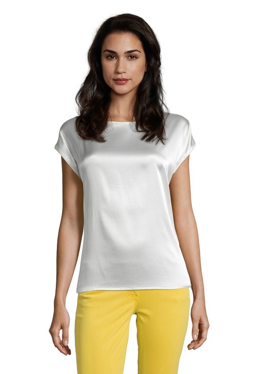 Betty Barclay blouse shirt with gloss effect