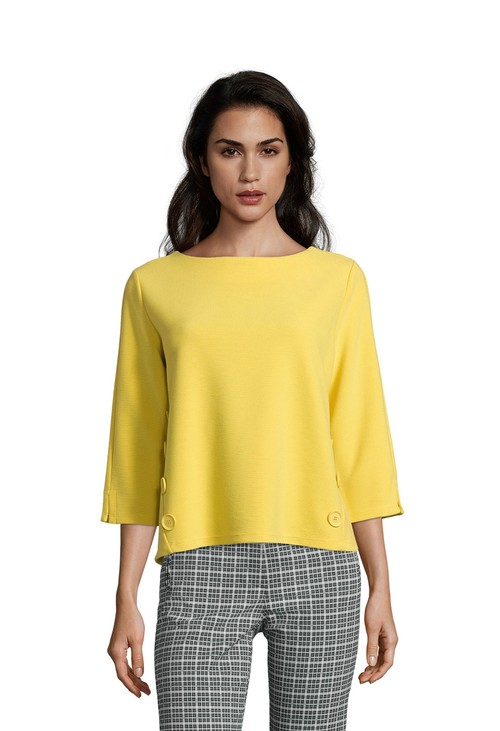 Betty Barclay Super Lemon Ribbed Knit