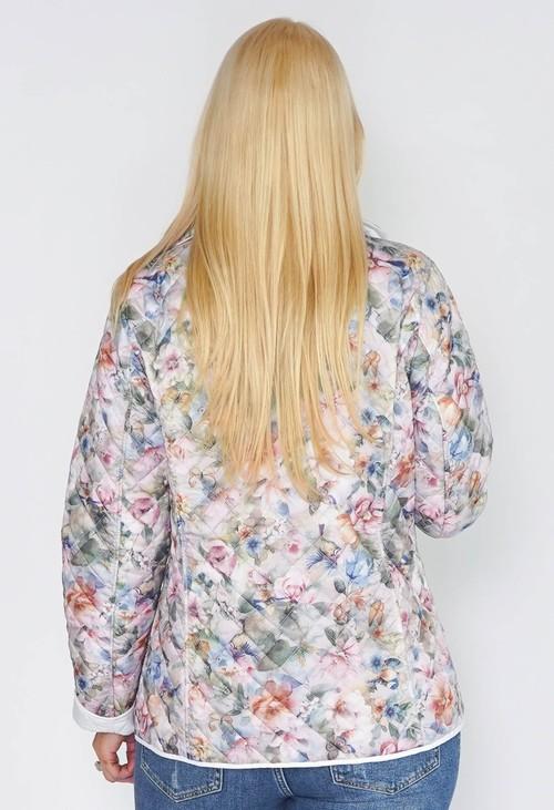 Twist Reversible Floral Jacket