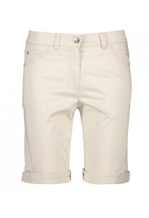 Gerry Weber Cotton Shorts in sand