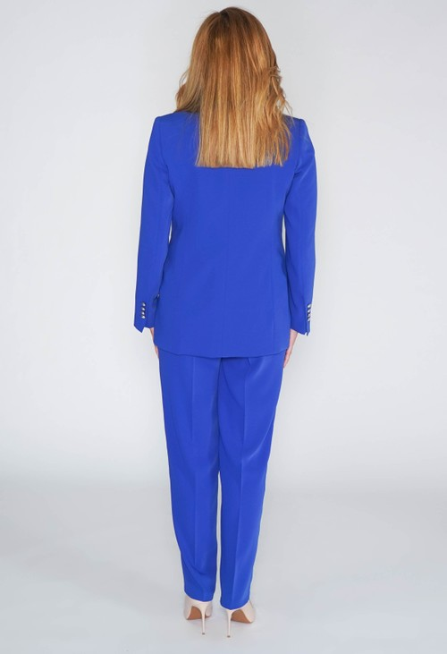 Pamela Scott Royal Blue Blazer